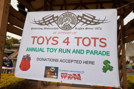 19th Annual Toys for Tots - Kihei Maui  12.13.20